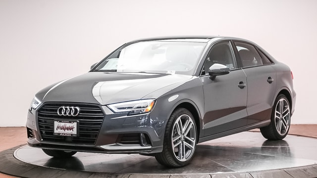 New 2020 Audi A3 Premium Plus 40 Tfsi Car for sale at McKenna Audi - Serving Los Angeles