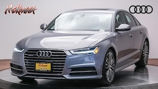 Used 2016 Audi A6 2.0T Premium Plus Sedan Near LA