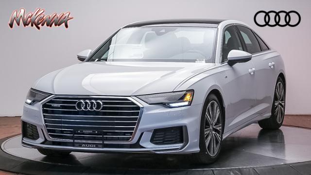 New 2019 Audi A6 Premium 55 Tfsi Quattro Car for sale at McKenna Audi - Serving Los Angeles