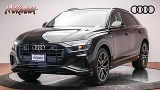 New 2020 Audi Q8 Prestige 55 Tfsi Quattro Sport Utility Near LA