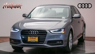 Used 2016 Audi A4 2.0T Premium (Multitronic) Sedan Near LA