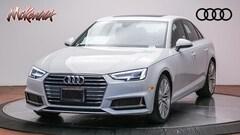 New 2019 Audi A4 2.0 Tfsi Premium Plus S Tronic FWD Sedan WAUHMAF47KA005410 for sale at McKenna Audi - Serving L.A.