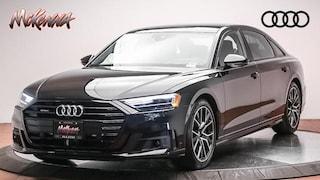 New 2020 Audi A8 L 60 Car Near LA
