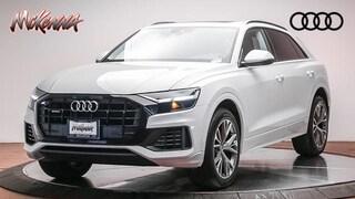 New 2020 Audi Q8 Premium 55 Tfsi Quattro Sport Utility Near LA