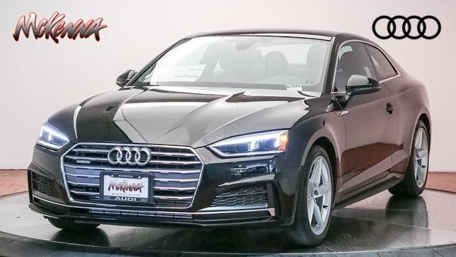 New 2019 Audi A5 Premium 45 Tfsi Quattro Car for sale near LA at McKenna Audi