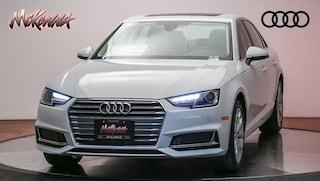New 2019 Audi A4 2.0T Premium Sedan Near LA