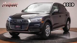 New 2018 Audi Q5 2.0 Tfsi Tech Premium SUV Near LA