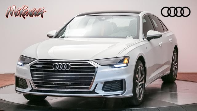 New 2019 Audi A6 3.0T Premium Sedan for sale at McKenna Audi - Serving Los Angeles