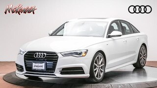 Used 2017 Audi A6 2.0T Premium Sedan for sale near Los Angeles, CA at McKenna Audi