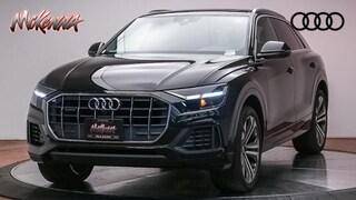 New 2019 Audi Q8 3.0 Tfsi Premium Plus Sport Utility Near LA