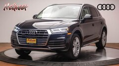 New 2018 Audi Q5 2.0 Tfsi Premium Plus SUV A30527 for sale at McKenna Audi - Serving L.A.