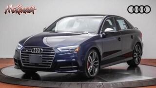 New 2018 Audi S3 2.0T Premium Plus Car Near LA
