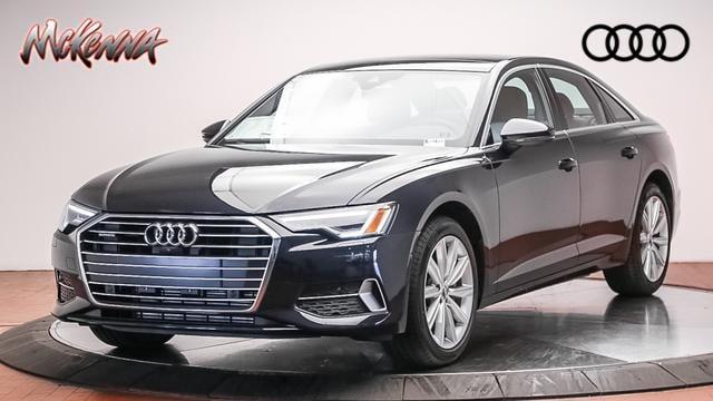 New 2020 Audi A6 45 Premium Plus Car for sale at McKenna Audi - Serving Los Angeles