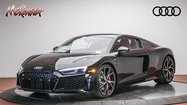New 2021 Audi R8 V10 RWD Car Los Angeles