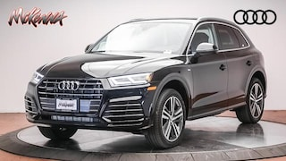 New 2020 Audi Q5 e Premium Plus 55 Tfsi e Quattro Sport Utility Near LA