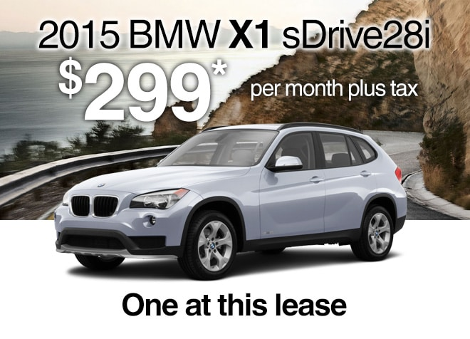 lease a 2015 x1 mckenna bmw new bmw dealership in norwalk ca 90650. Black Bedroom Furniture Sets. Home Design Ideas
