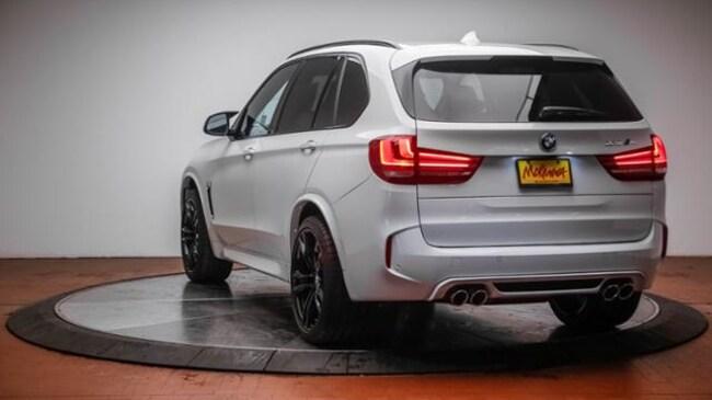 2018 BMW X5 M Sport Utility
