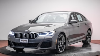 New 2021 BMW 530e Sedan for sale in Norwalk, CA at McKenna BMW