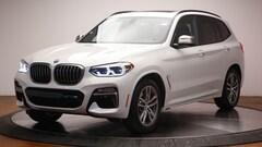New 2018 BMW X3 M40i Sport Utility 5UXTS3C52J0Y99072 for sale in Norwalk, CA at McKenna BMW
