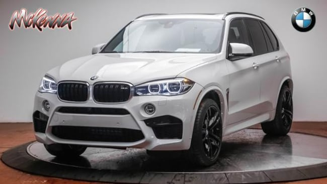 new 2018 bmw x5 m for sale in norwalk ca near los angeles stock b52073. Black Bedroom Furniture Sets. Home Design Ideas