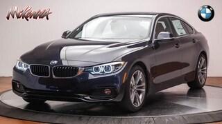 New 2019 BMW 430i Car for sale in Norwalk, CA at McKenna BMW