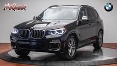New 2018 BMW X3 M40i Sport Utility 5UXTS3C57J0Y98094 for sale in Norwalk, CA at McKenna BMW