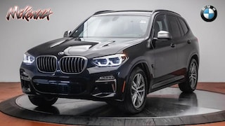 New 2018 BMW X3 M40i M40i Sport Utility for sale in Norwalk, CA at McKenna BMW