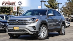 New 2021 Volkswagen Atlas Cross Sport 2.0T SE w/Technology SUV for sale in Cerriots, CA at McKenna Volkswagen Cerritos