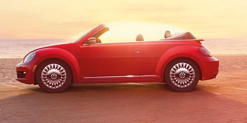2015 Volkswagen Beetle Convertible TDI® Clean Diesel Lease ...