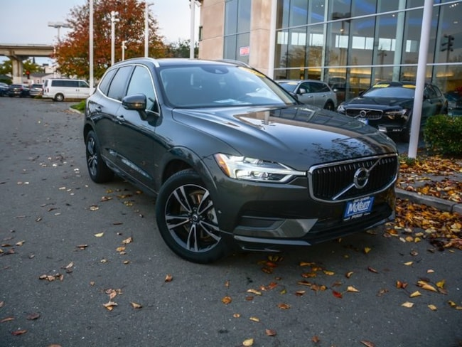 Used 2018 Volvo XC60 T6 Momentum SUV YV4A22RK4J1092852 For Sale San Leandro, CA