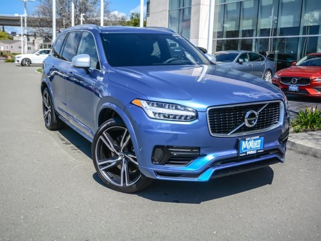 New 2019 Volvo Xc90 Hybrid T8 R Design For Sale Lease