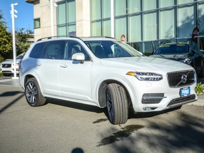 New 2019 Volvo XC90 T6 Momentum SUV YV4A22PK5K1433714 For Sale/Lease San Leandro, CA