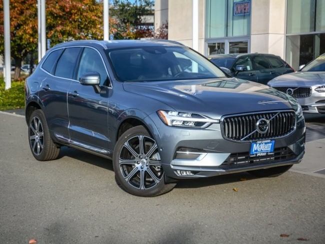 New 2019 Volvo XC60 T6 Inscription SUV LYVA22RL2KB263037 For Sale/Lease San Leandro, CA