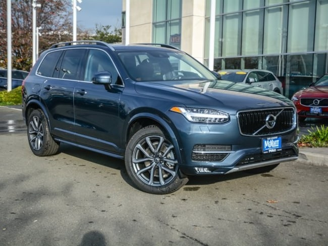New 2019 Volvo XC90 T6 Momentum SUV YV4A22PK9K1466909 For Sale/Lease San Leandro, CA