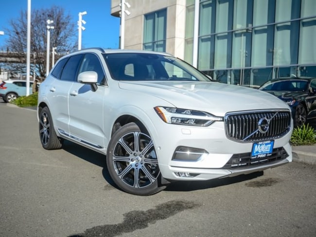 New 2019 Volvo XC60 T6 Inscription SUV YV4A22RL4K1291619 For Sale/Lease San Leandro, CA