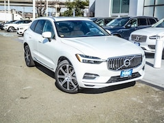 2021 Volvo XC60 Recharge Plug-In Hybrid T8 Inscription SUV YV4BR0DL0M1765063 for Sale at McKevitt Volvo Cars San Leandro