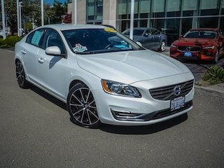 Used 2016 Volvo S60 T5 Drive-E Sedan YV126MFJ8G2395620 for Sale at McKevitt Volvo Cars San Leandro
