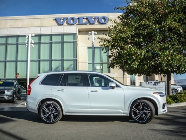 New 2019 Volvo XC90 T6 R-Design SUV YV4A22PM5K1440745 For Sale/Lease San Leandro, CA