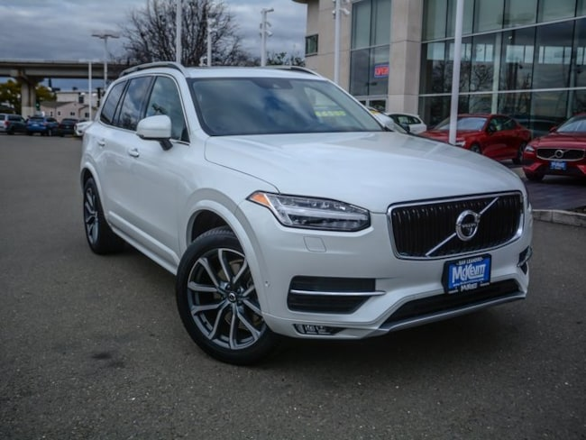 New 2019 Volvo XC90 T6 Momentum SUV YV4A22PK3K1444288 For Sale/Lease San Leandro, CA