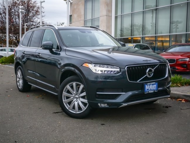 Certified Used 2016 Volvo XC90 T6 Momentum SUV YV4A22PK0G1041456 in San Leandro, CA
