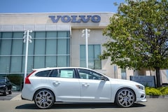 New 2018 Volvo V60 Polestar Wagon YV1A0MSW9J2384048 for Sale at McKevitt Volvo Cars San Leandro