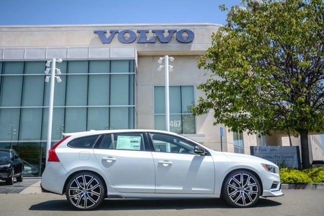 2018 Volvo V60 Polestar Wagon YV1A0MSW9J2384048