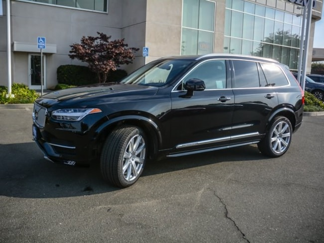 New 2019 Volvo XC90 T6 Inscription SUV YV4A22PL8K1449141 For Sale/Lease San Leandro, CA