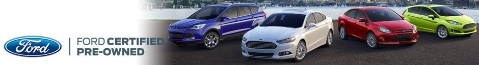 Certified Pre-Owned Fords at McKie Ford Rapid City South Dakota