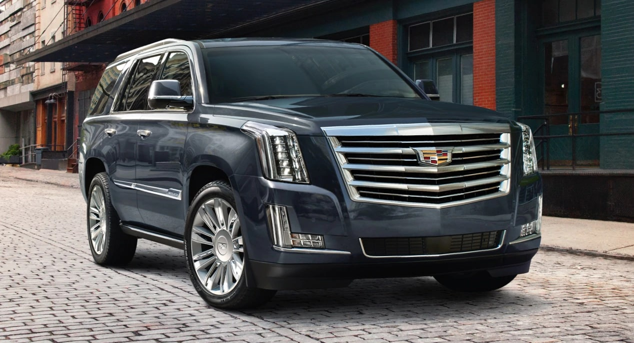 2019 Lincoln Navigator vs Cadillac Escalade | McKie Lincoln