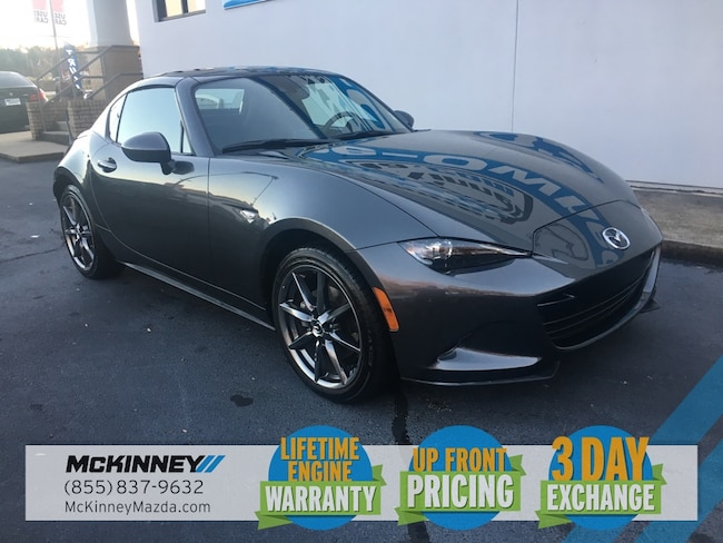 Pre-owned 2017 Mazda Miata RF Grand Touring Coupe in Easley, SC