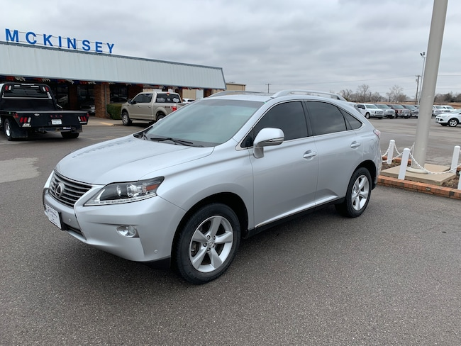 Used 2014 LEXUS RX 350 For Sale at McKinsey Motors | VIN