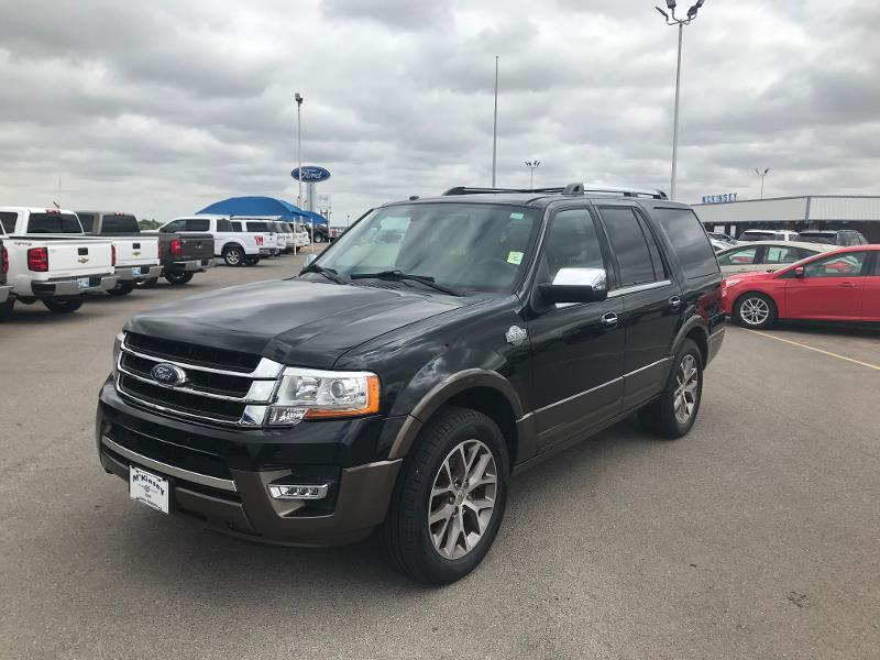 2015 Ford Expedition King Ranch SUV