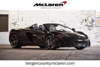 2016 McLaren 650S Spider Spider