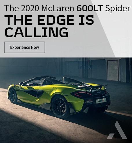 McLaren 600LT - The Edge is Calling
